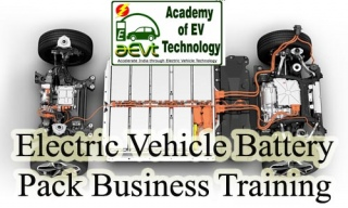 EV Battery Technology and Battery Pack Assembly Process