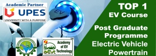 Post Graduate Program in Electric Vehicle Powertrain